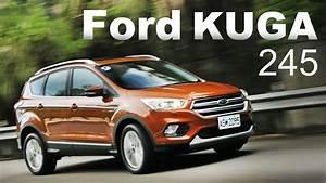 Atera Dachträger Ford Kuga : ford kuga ecoboost 245 youtube ~ Jslefanu.com Haus und Dekorationen