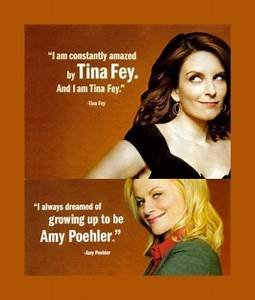 I love them! Tina Fey and Amy Poehler #quotes. | Quotes ...