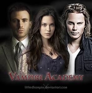 VA - Adrian, Rose, Dimitri v2 by littledhampirs on DeviantArt
