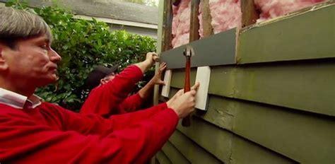 replace damaged wood lap siding todays homeowner