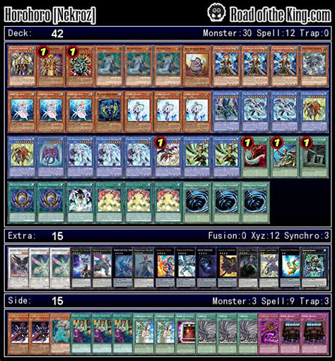 evilswarm deck profile 2017 ocg 2015 01 with nekroz road of the king