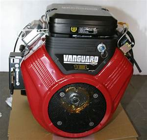 Briggs  U0026 And Stratton 18hp 18 Hp Vanguard 356447