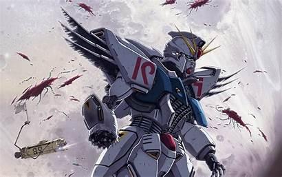Gundam Desktop Wallpapers Backgrounds Destroyed Unicorn God