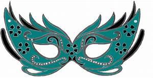 Teal Masquerade Mask Clip Art at Clker.com - vector clip ...