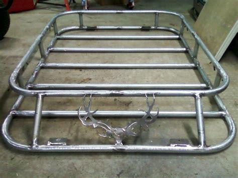 roof rack light bar 25 conduit roof rack prerunner light bar jeep