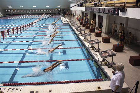 Men's Swimming And Diving Starts Quest For Ivy Crown