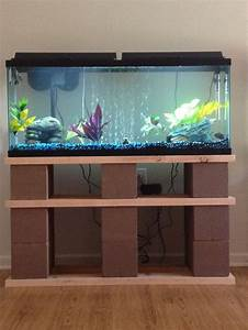 55 Gal Fish Tank Stand Plans - WoodWorking Projects & Plans