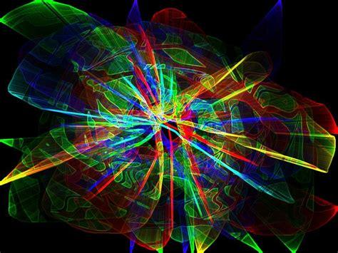 eine schnelle abstrakte chaos explosion erzeugen