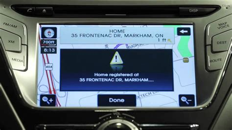 How To Setup Hyundai Gps Navigation System