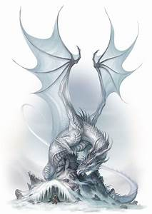387 best Snow, Ice, & Frost Dragons images on Pinterest ...