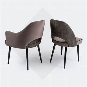 chaise et fauteuil design pour restaurant scala collinet With fauteuil chaise design