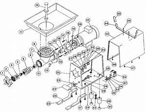 34 Meat Slicer Parts Diagram