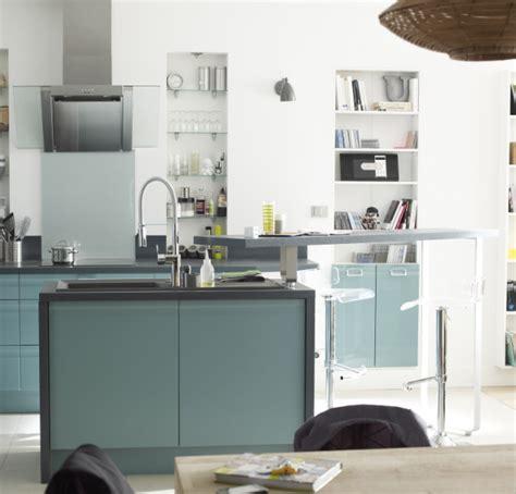 cuisine aubergine leroy merlin cuisine couleur pastel bleu clair ou vert clair