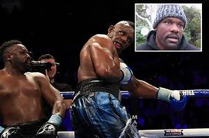 Dereck Chisora promises epic Dillian Whyte rematch in 2017 | Daily Star  onerror=