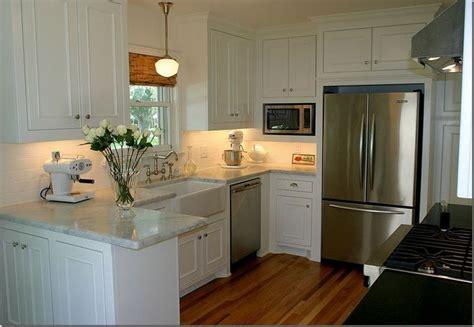 small white kitchen ideas small but stylish kitchens pinterest