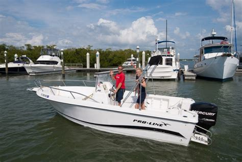 Proline Boats Out Of Business by Salty Sam S Boat Rentals Proudly Serving Fort Myers Area