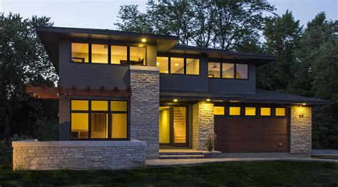 Modern Style Homes by Residential Gallery Prairiearchitect