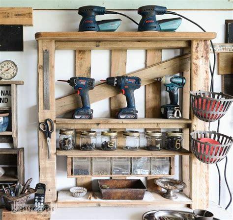 range outils de jardin  organisation du garage