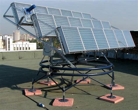 Выбор параметров и анализ эффективности применения систем слежения за Солнцем – тема научной статьи по энергетике читайте бесплатно.
