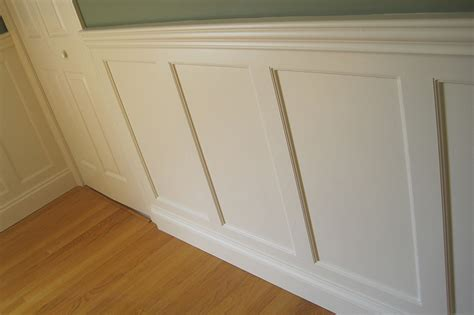 Prefab Wainscoting Panels by Custom Wainscoting Dining Room Pictures Great Ideas