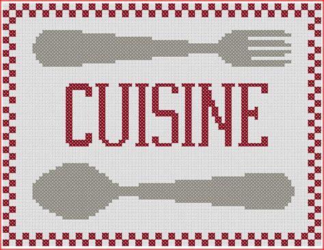 grille de cuisine grille gratuite de point de croix grille 171 cuisine