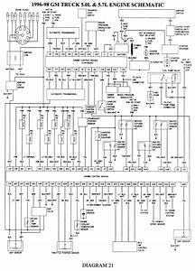 1998 Chevy Silverado Fuel Pump Wiring Diagram