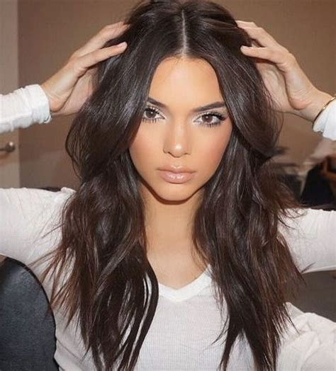 Hair Ideas For Brunettes by Stunning Fall Hair Colors Ideas For Brunettes 2017 54