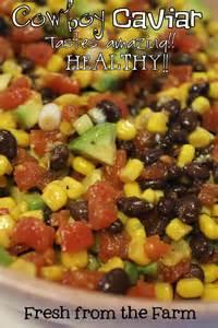 Healthy Cowboy Caviar Recipe