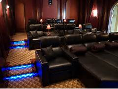 Ideas Small Home Theater Room Designhome Theatre Room Home Ideas For Media Rooms Room Decorating Ideas Home Decorating Ideas Home Home Technology Group Home Theater Design Ideas With Purple Wall