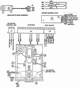 Commodore 1540  1541 Service Manual  Alps Drive Assemblies