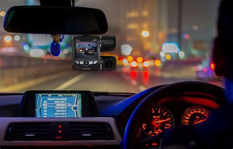 Dash Cam Dual Camera Car 170° 1296p 2.0 Lcd Uber Taxi