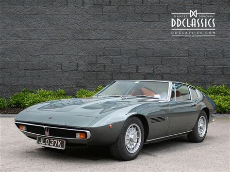 classic maserati ghibli classic maserati ghibli 4 7 coupe rhd for sale classic