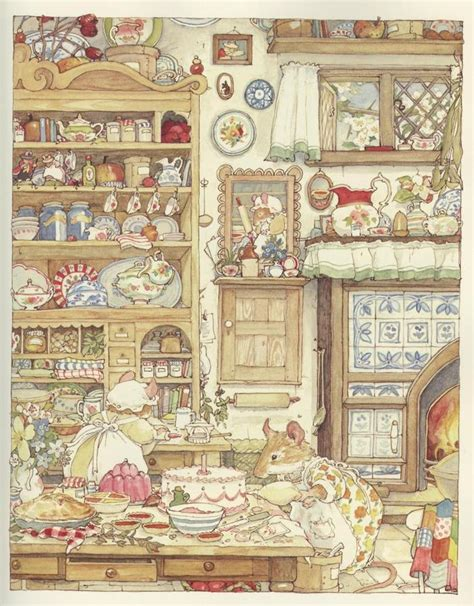 complete brambly hedge  complete