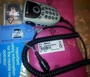 Motorola Xpr 5550