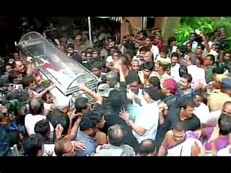kannada actress kalpana funeral kalpana actress died 51 in hyderabad hotel kerala