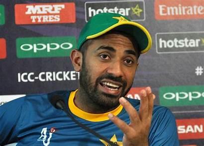 Wahab Riaz Pakistan Shortlisted Squad England Tests