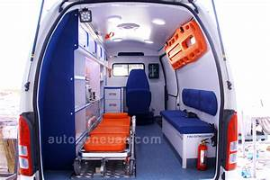 Toyota Hiace 2 5l Diesel High Roof Ambulance