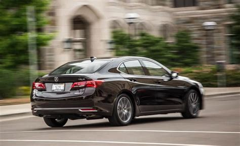 acura tlx  cars review