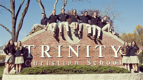 trinity christian school admission