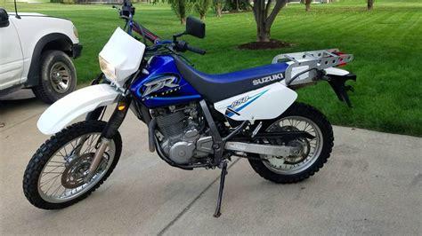 2001 Suzuki Dr650 by 2001 Suzuki Dr650se