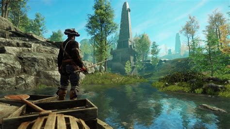 Amazon's New World Devs Open Up About The Supernatural ...