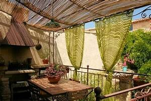 idee decoration terrasse exterieure With idee deco terrasse exterieure