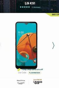 Boost Mobile Lg K51 Now Available