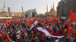 Thousands rally in Beirut calling to elect president by ...