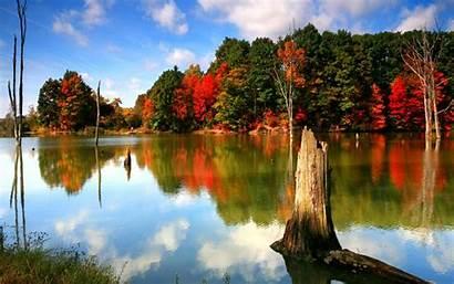 Screensavers Fall Desktop Autumn Wallpapers Wallpapersafari