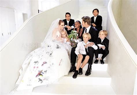 Jolie-pitt Wedding Photos