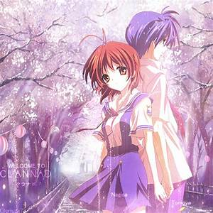 Nagisa And tomoya-Clannad by Gloriuzx78 on DeviantArt