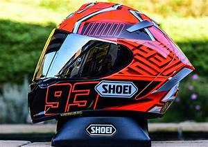 d49312b73ab X Spirit 3. shoei x spirit 3 marquez 4 tc 1 helmet motocard. new ...