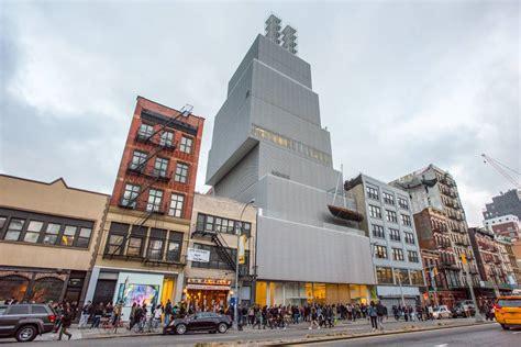 New Museum, Nyc Contemporary Art Museum