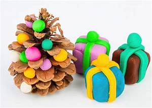 Basteln Kindern Weihnachten Tannenzapfen : weihnachtsdeko aus der natur mit kindern basteln ~ Whattoseeinmadrid.com Haus und Dekorationen